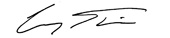 Carey signature