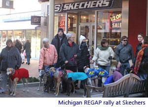 MI-Regap protests