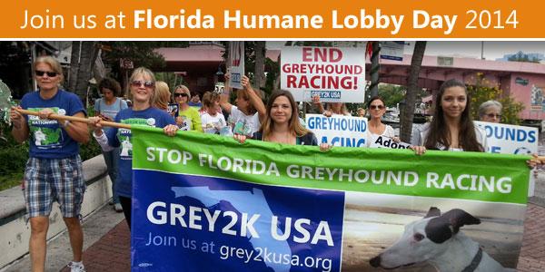 Join us at Florida Humane Lobby Day 2014