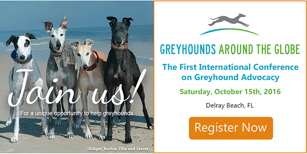 GREYHOUNDS AROUND THE GLOBE Register
