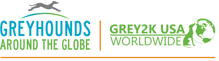 Greyhounds Around the Globe logo
