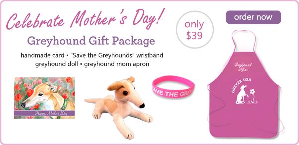 greyhound gift package