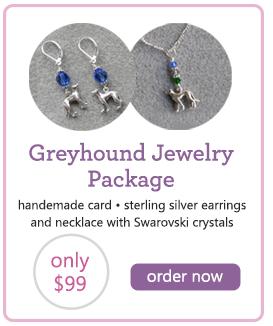 greyhound jewelry package