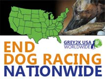 End Dog Racing Nationwide