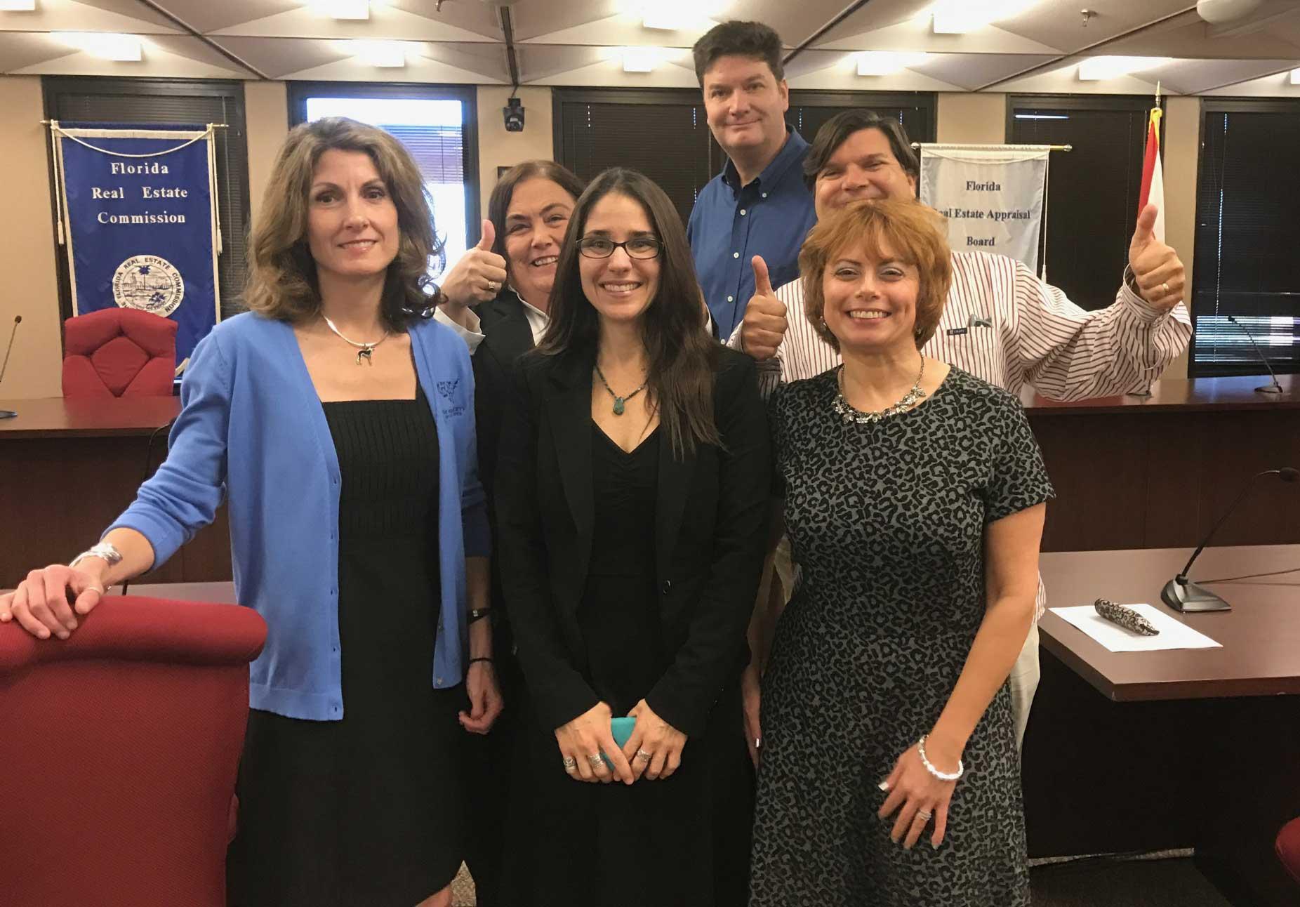 Florida state injury reporting workshop