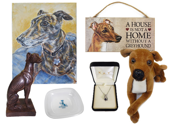 Assorted auction items