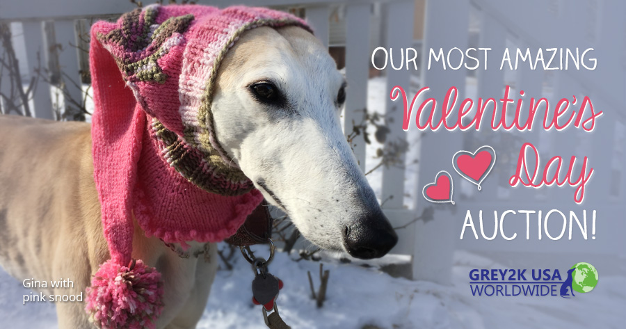 Our most amazing Valentine's Day auction!