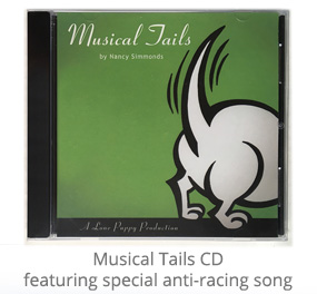 Musical Tails CD
